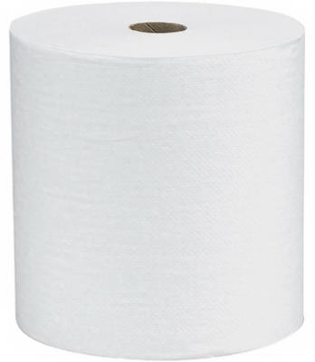 Hand Towel Roll, 8-In. x 800-Ft., 12-Pk.