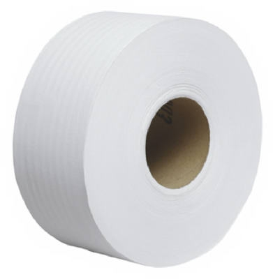 Jumbo Bathroom Tissue, 2-Ply, 1000-Ft. Roll, 12-Pk.