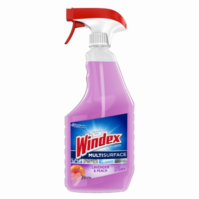 Multi-Surface Cleaner, Lavender/Peach Blossom Scent, 23-oz.
