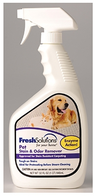 Pet  Odor & Stain Remover Pretreatment, 32-oz.