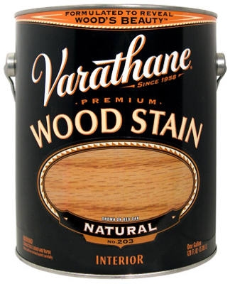 Varathane Gallon Natural Premium Oil-Based Interior Wood Stain