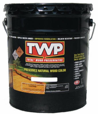 Clear Exterior Oil Stain, 5-Gals.