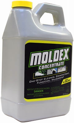 Moldex  64-oz. Concentrate Disinfectant/Cleaner