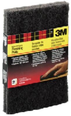Between-Coats Finishing Pads, 3-7/8 x 6-In., 2-Pk.