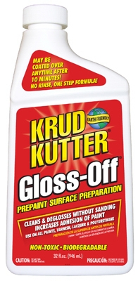 Gloss-Off Surface Prep, 1-Qt.
