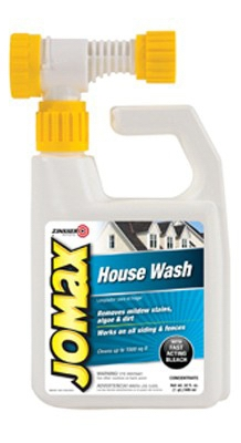 Jomax 1-Qt. House Wash & Mildew Stain Remover