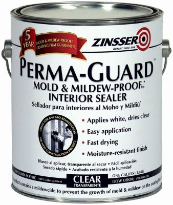 Perma-Guard 1-Gallon Mold- & Mildew-Proof Interior Sealer