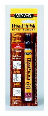 Ebony Wood Finish Stain Marker