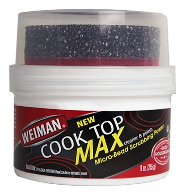 Cook Top Max Cleaner, 9-oz.