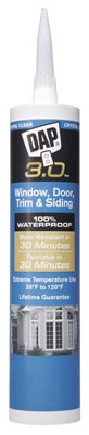 3.0 Advanced All-Purpose Sealant, Clear, 9-oz.