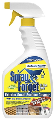 32-oz. Ready-To-Use Spray & Forget Cleaner