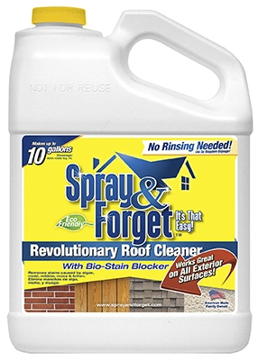 1-Gallon Concentrate Spray & Forget Cleaner