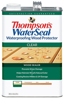 Wood Protector, Clear, 1.2-Gals.