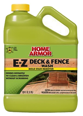 E-Z Deck & Fence Wash, 1-Gallon