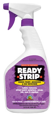 Ready Strip 32-oz. Dried Paint, Adhesive & Ink Remover