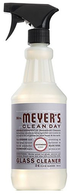 Clean Day Glass Cleaner, Lavender, 24-oz.
