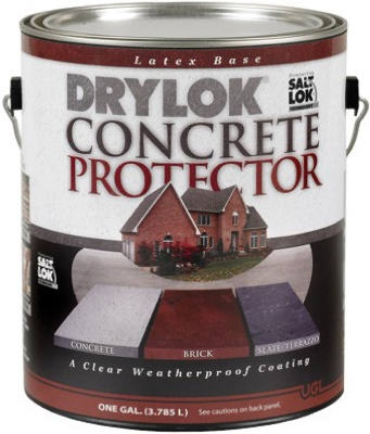 Concrete Protector, Latex, Gallon