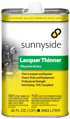 Lacquer Thinner, 1-Qt.