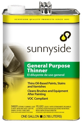 Paint Thinner, 1-Gallon