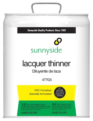 Lacquer Thinner, 5-Gal.