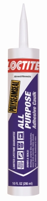 Polyseamseal, All Purpose Caulk Sealant, Almond, 10 oz.