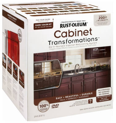 Large Cabinet Transformations Kit, Dark Tint Base