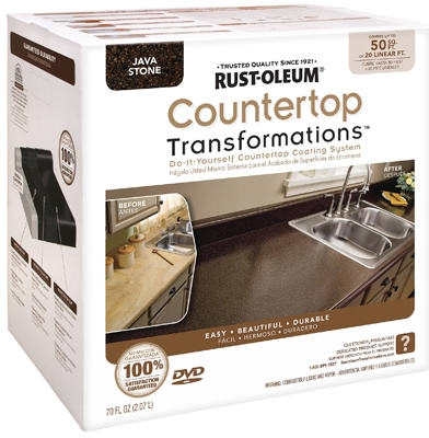 Countertop Transformations Kit, Java Stone