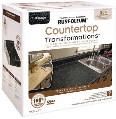 Countertop Transformations Kit, Charcoal