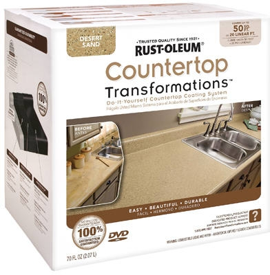 Countertop Transformations Kit, Desert Sand