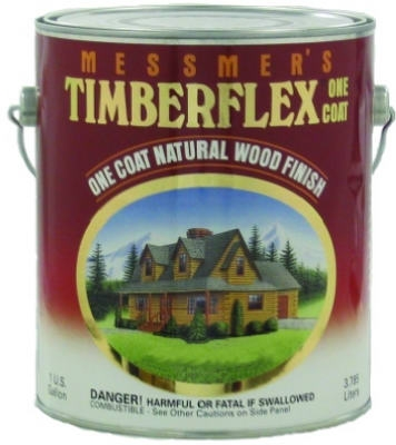 Timberflex Oil-Based Wood Finish, Gloss, 1-Gal.
