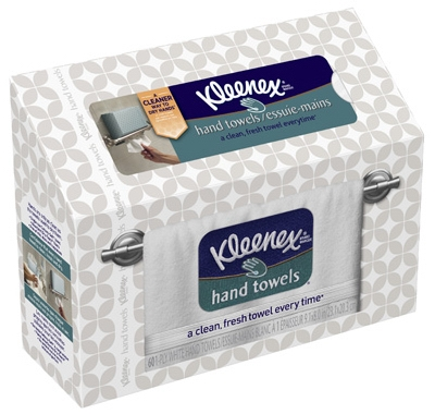 60CT Kleenex Hand Towel