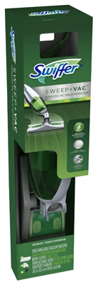 Cordless Rechargeable Sweep & Vacuum