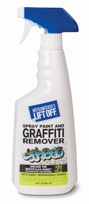 Spray Paint & Graffiti Remover, 22-oz.