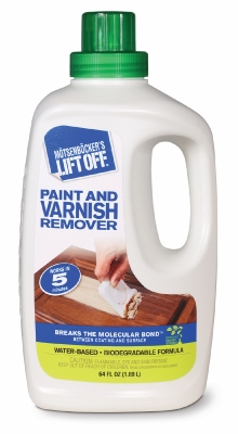Paint & Varnish Remover, 64-oz.