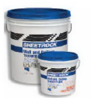 Sheetrock Gallon Texolite Sanded Paste Stipple Texture Paint