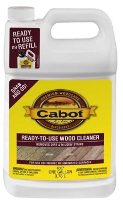 Ready-to-Use Wood Cleaner - Gallon