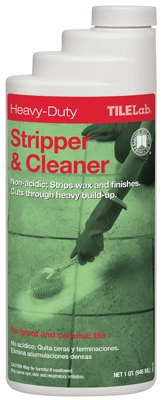 Tile Stripper & Cleaner, 1-Qt.