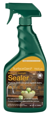 Surfacegard Stone & Tile Sealer, 24-oz. Spray