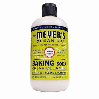 Clean Day Baking Soda Cream Cleaner, 12-oz.