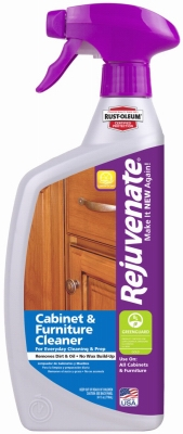 Cabinet/Furniture Cleaner, 24-oz.