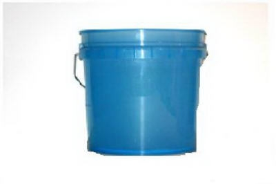 True Blue Pail, Heavy-Duty Plastic, 3.5-Gals.
