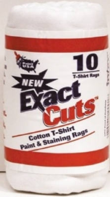 10-Count 14 x 16-Inch Paint & Stain Rags