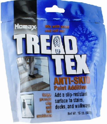 Tread-Tex Anti-Skid Paint Additive, 1-Lb.