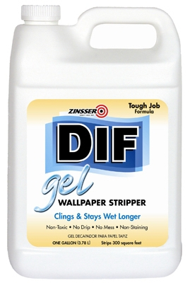 DIF 1-Gallon Gel Wallpaper Stripper