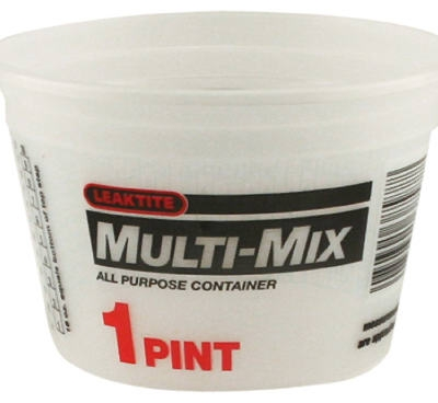 Multi-Mix Container, 1-Pt.