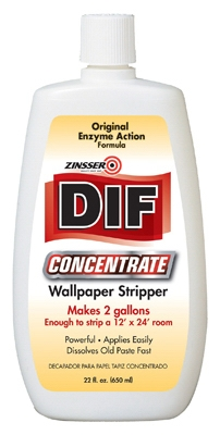 DIF 22-oz. Wallpaper Stripper Liquid Concentrate