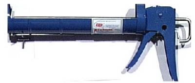 Caulking Gun, Holds 29-oz. Cartridge, 10:1 Thrust Ratio