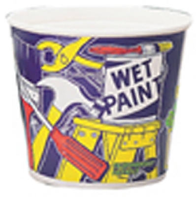 1.5-Qt. Paper Paint Pot