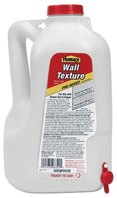Wall & Ceiling Texture, Pre-Mixed, 2.2-Liter