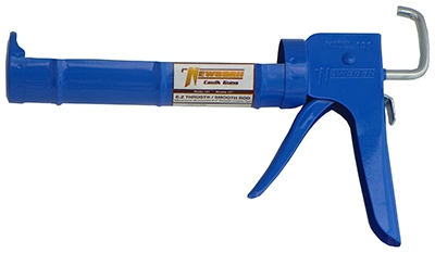 E-Z Thrust Caulk Gun, 1/10-Gal.